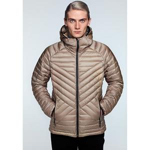 Jack Wolfskin Noho Jacket Men XXL grey beige