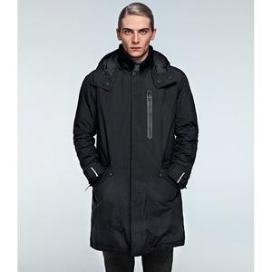 Jack Wolfskin Manhattan Insulated Coat Men XXL schwarz