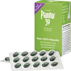 Dr. Wolff Plantur 39 Haar-Aktiv-Kapseln 30.93 EUR/100 g