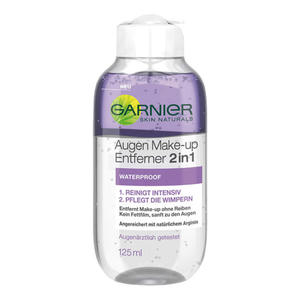 Garnier Skin Naturals Augen Make-up Entferner 2in1 2.60 EUR/100 ml