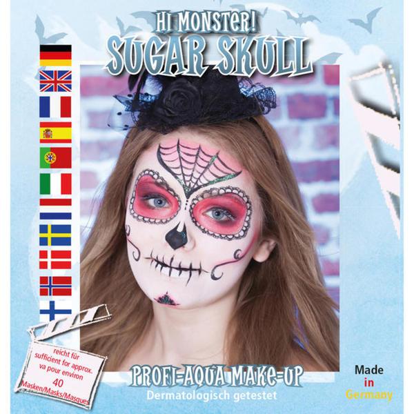 Eulenspiegel Motiv-Set Sugar Skull 59.67 EUR/100 g