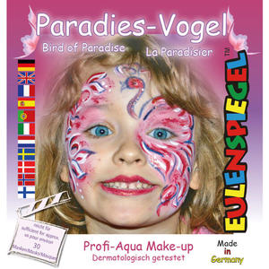 Eulenspiegel Motiv-Set Paradies Vogel 59.67 EUR/100 g