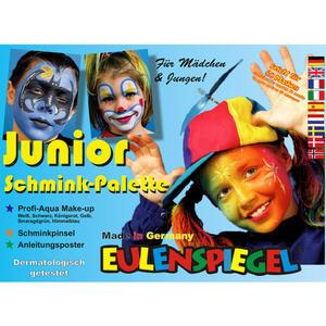 Eulenspiegel Junior Schmink-Palette 49.83 EUR/100 g