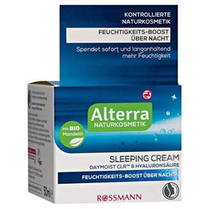 Alterra Sleeping Cream 7.98 EUR/100 ml