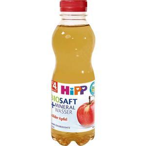 HiPP Bio-Saft & Mineralwasser ´´Milder Apfel´´ still 1.90 EUR/1 l (6 x 500.00ml)