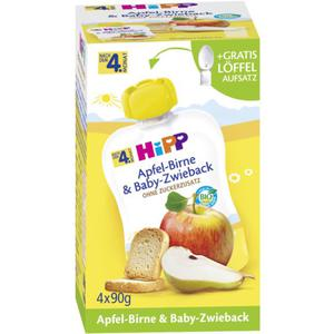 HiPP Bio Apfel-Birne & Baby-Zwieback 10.25 EUR/1 kg