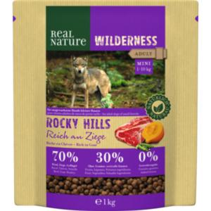 REAL NATURE WILDERNESS Mini Rocky Hills Rind & Ziege