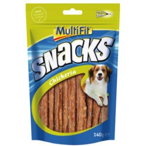 MultiFit Snacks Chickeria Nr.1 2x140g