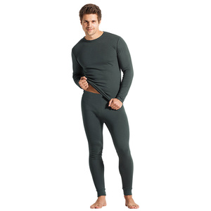 Carlo Colucci Thermo-Langarmshirt oder -Hose