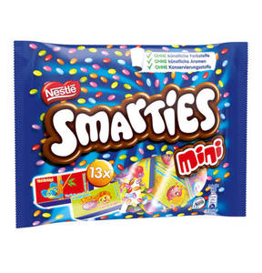 NESTLE             SMARTIES Minis, 187g