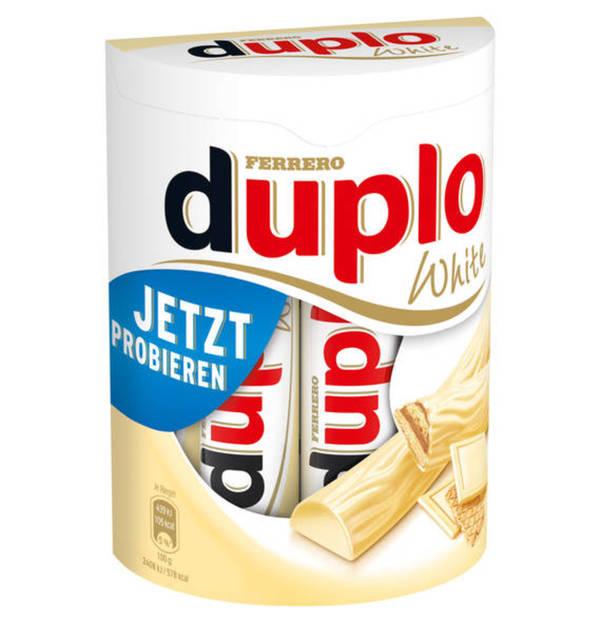 FERRERO             Duplo White 10er