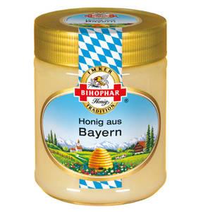 Bihophar             Honig aus Bayern 500g