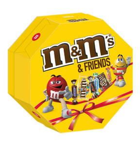 Mars             M & M´s & Friends, 179g