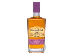 Captain Cook's Rum Rioja Barrique cask 46%  Vol