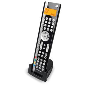 MEDION LIFE E74013 10 in 1 Universal Fernbedienung, integrierte Lernfunktion, großes 3-zeiliges LC-Display