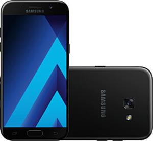 Samsung Galaxy A5 (2017) (Schwarz)