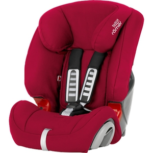 Britax Römer - Kindersitz Evola 1-2-3, Flame Red