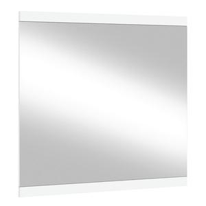 MONDO Spiegel HOME Lack Matt Weiß  ca. 82 x 80 cm