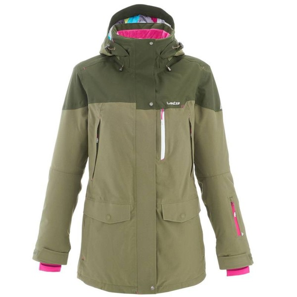 buy popular 9f239 35853 WED´ZE Skijacke Free 700 Damen grün, Größe: XS