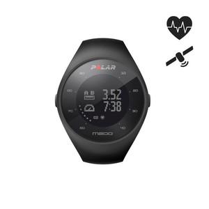 GPS-Uhr M200 schwarz POLAR