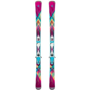 Allmountainski Agil 700 Damen Purpurrot WED'ZE