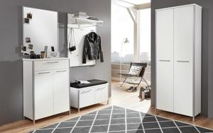 voss m bel dielenschrank limana in wei von hardeck ansehen. Black Bedroom Furniture Sets. Home Design Ideas
