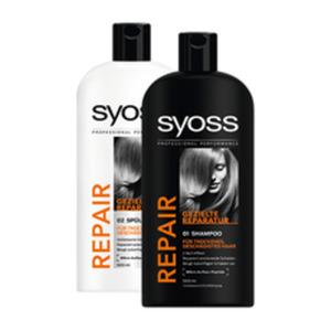 Syoss Shampoo oder Spülung