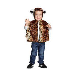 RUBIES   Kostüm Leoparden Cape