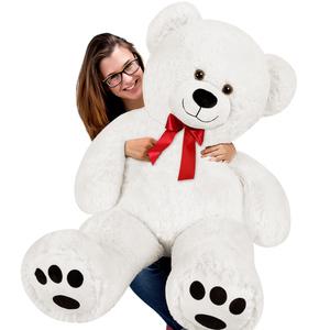 Deuba großer Teddybär XXL weiss