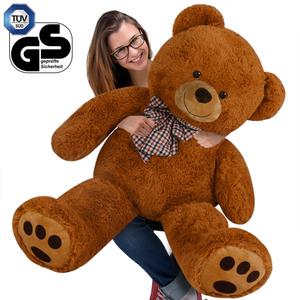 Deuba Großer Teddybär XXL braun