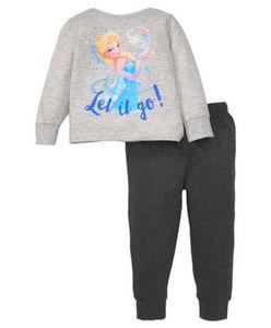 "Disney Frozen - Schlafanzug - Elsa, ""Let It Go!"""
