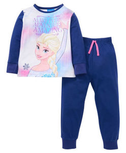 "Disney Frozen - Schlafanzug - Elsa, ""Make Every Adventure Amazing"""