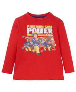 """Feuerwehrmann Sam - Sweatshirt - Sam, """"Power"""""""
