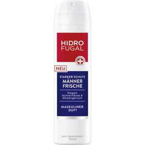 Hidrofugal Männer Frische Anti-Transpirant Spray 1.97 EUR/100 ml