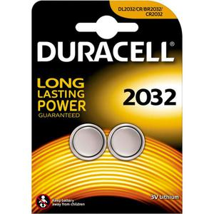 Duracell Specialty 2032 Lithium Knopfbatterie