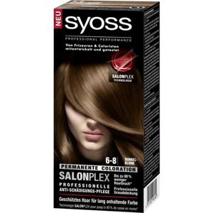 Syoss Professional Performance permanente Coloration