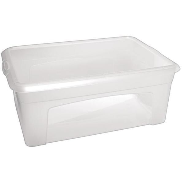 flink & sauber Schrankbox groß mit Deckel