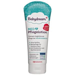 Babydream MED Pflegelotion 2.50 EUR/100 ml