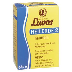 Luvos Heilerde 2 hautfein 9.98 EUR/1 kg