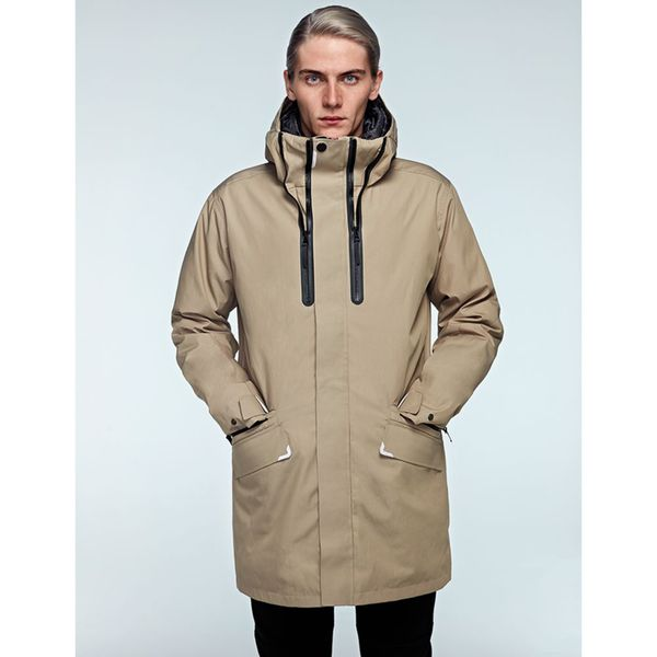 Jack Wolfskin SHOREDITCH, Khaki