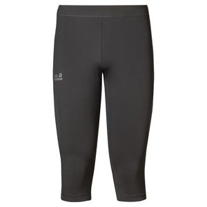 Jack Wolfskin Laufhose Männer Passion Trail Tights Men 46 braun