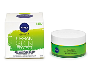 NIVEA Essentials Urban Skin Creme