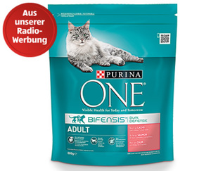 PURINA® ONE® BIFENSIS®  Adult
