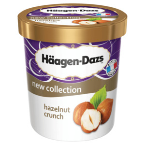 Häagen Dazs Hazelnut Crunch 500ml