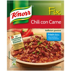 Knorr Fix Chili con Carne 2 Portionen