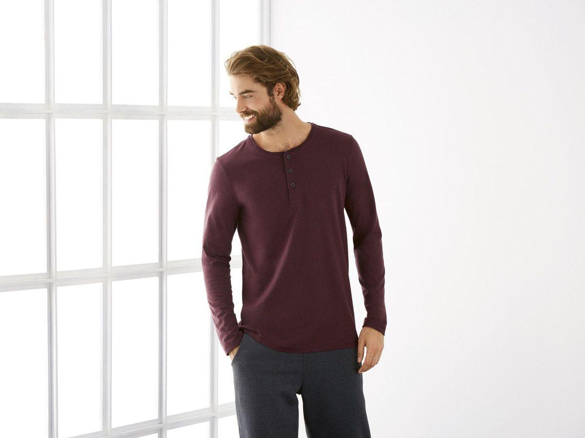 Bild 3 von LIVERGY® Herren Langarmshirt