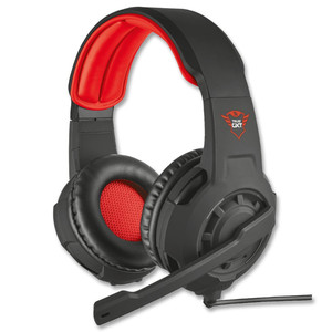 Trust Gaming-Headset »GXT 310« schwarz-rot