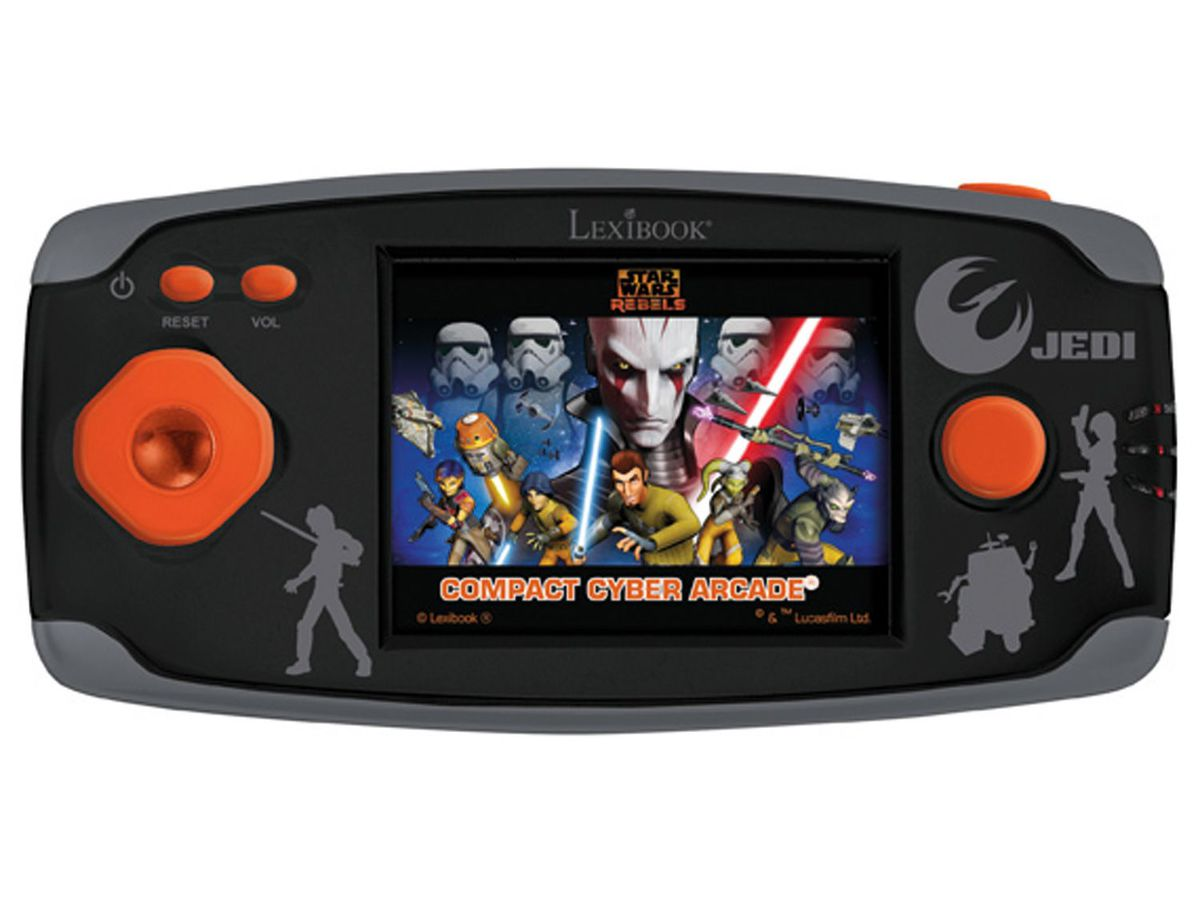 Bild 5 von LEXIBOOK Spielekonsole Compact Cyber Arcade