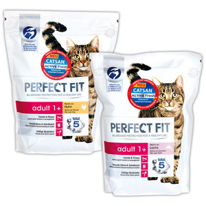 Perfect Fit Premium Katzenfutter