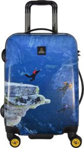 National Geographic Adventure of Life Jumper 4-Rollen Kabinentrolley 55 cm